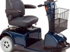 Elektrický invalidní vozík Sterling