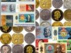 Zlaté, stříbrné mince a bankovky