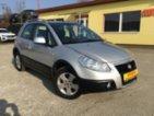 Fiat Sedici, 1.9JTD MJet 4x4/1Maj/ServisKni, SUV,