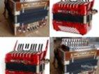 Koupím staré harmoniky
