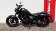 Honda CMX 500 Rebel, nakedbike