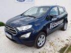 Ford EcoSport, 1,0ECOBOOST,92kW,PŘEDVÁDĚCÍ, SUV,