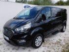 Ford Tourneo Custom, 2,0ECOBLUE,125kW,1MAJ, CZ,